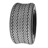 Deli Tire 18x8.50-8, 4 Ply Tubeless Sawtooth S-367, Golf and Lawn Tire