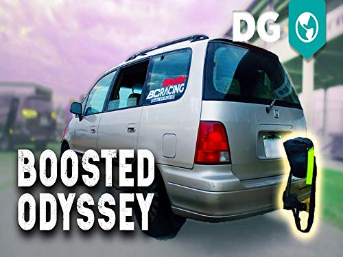 Everything You Want To Know About A 727hp Honda Odyssey With A Parachute (Cars)