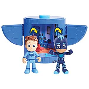 Just Play PJ Masks Transforming Figure Set- Catboy Toy Figure