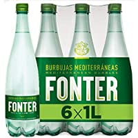 Fonter Agua Mineral con gas - Pack