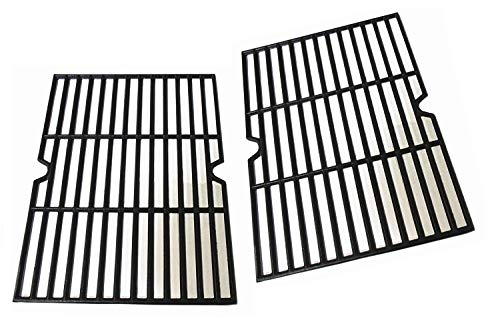 Hongso PCF162 Cast Iron Cooking Grid Grate Replacement for G