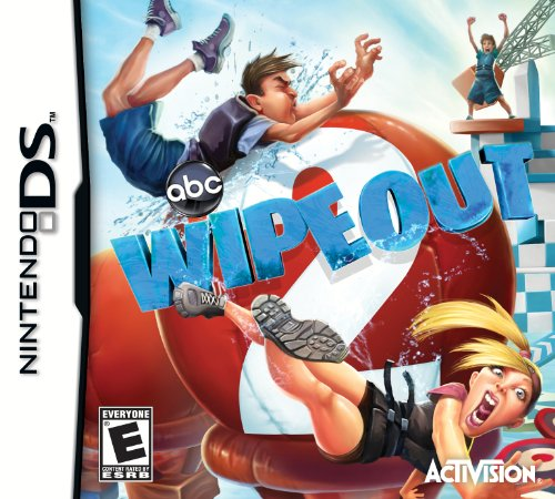 Wipeout 2 - Nintendo DS (Nintendo Ds Lite Games Sports)