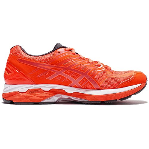 ASICS Men's GT-2000 5, Shocking Orange/Dark Grey/Spicy Orange Shocking Orange/Dark Grey/Spicy Orange