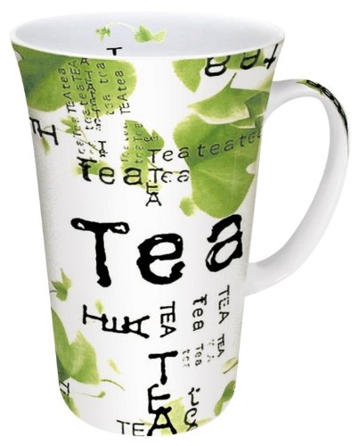 Konitz Mega Mug - Tea Collage