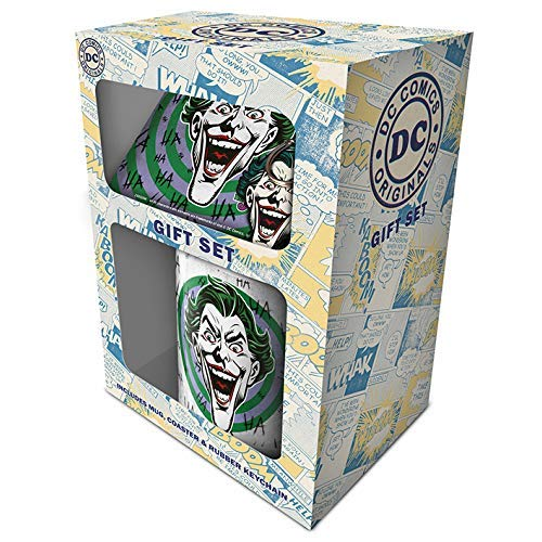 DC - Caja Regalo The Joker Hahaha: Amazon.es: Hogar