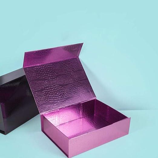 Home N Gadget 10 unids/Lote cartón Liso Caja rígida Plegable ...