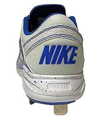 Nike Womens HyperDiamond Pro Metal Softball Cleats (6)