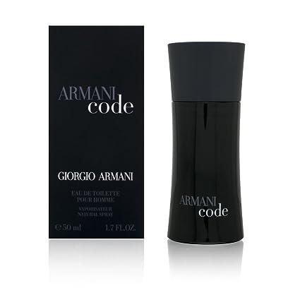 4e3a16d8f9d2 Armani Code By Giorgio Armani For Men. Eau De Toilette Spray 1.7 Oz.   Amazon.ca  Beauty