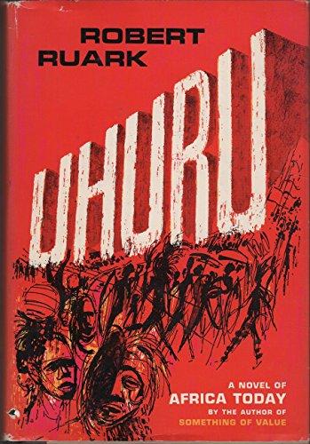 Uhuru by McGraw Hill Book Company, Inc.