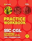 SSC CGL 50 Practice Workbook Combined Graduate Level Tier 1 Examination 2017