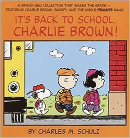 It's Back to School, Charlie Brown! (Peanuts Classics