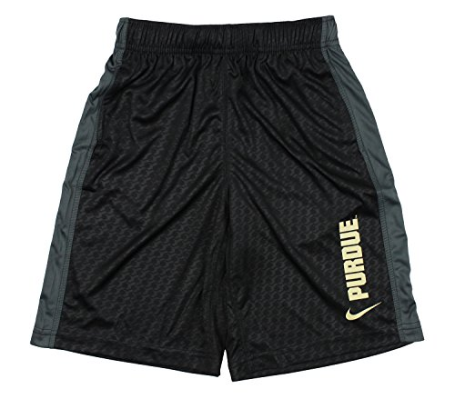 Nike NCAA Big Boys Youth Purdue Boilermakers DriFIT Athletic
