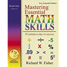 Mastering Essential Math Skills Book One Grades 4 and 5 Redesigned Library Version