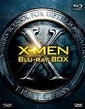 X-MEN: First Class Blu-ray Box [Limited Release] [Blu-ray]