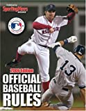 Official Baseball Rules, Sporting News, 0892048174