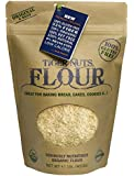 TIGER NUTS FLOUR, Gluten Free, Organic, Nut Free - 1 lb