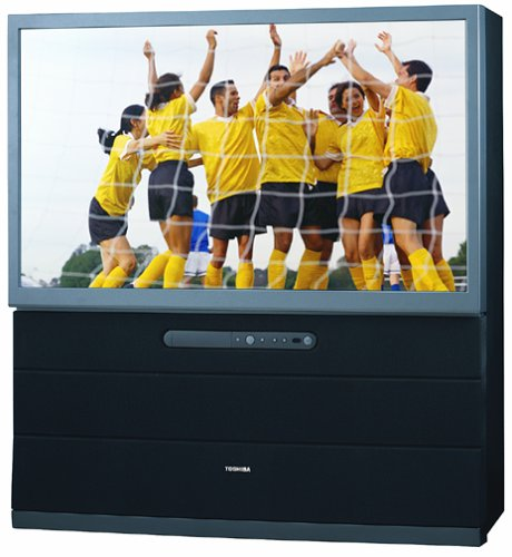 Toshiba 50H82 50-Inch 16:9 HDTV-Ready Projection TV