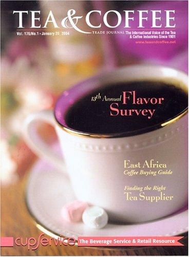 Best Price for Tea & Coffee Trade Journal Subscription