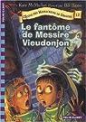 L'Ecole des Massacreurs de Dragons, Tome 12 : Le fantôme de Messire Vieudonjon par McMullan