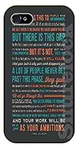 For SamSung Note 2 Case Cover Bible Verse - We get into it because we have good taste but there is this gap - black plastic case / Verses, Inspirational and Motivational