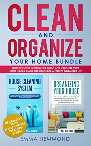 Clean Organize Your Home Bundle ebook