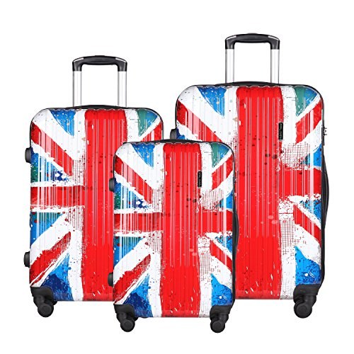union jack luggage - 9
