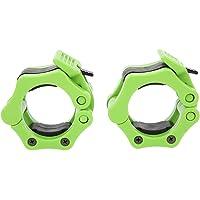 GAESHOW 50mm Barbell Gesp Lock Plastic Gewichtheffen Bar Gesp Clip voor Workout Fitness Training Lock Gewichtheffen Bar…
