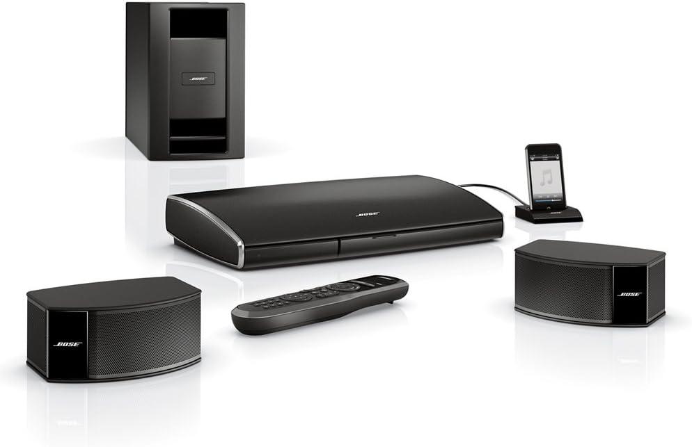 [WQZT_9871]  Amazon.com: Bose Lifestyle 235 2.1-Channel Home Theater System: Electronics | Lifestyle 235 Home Theater Wiring Diagram For |  | Amazon.com