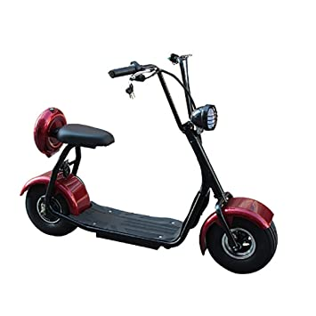 XPZ00 Scooter eléctrico Adulto 500W Plegable Regulable ...