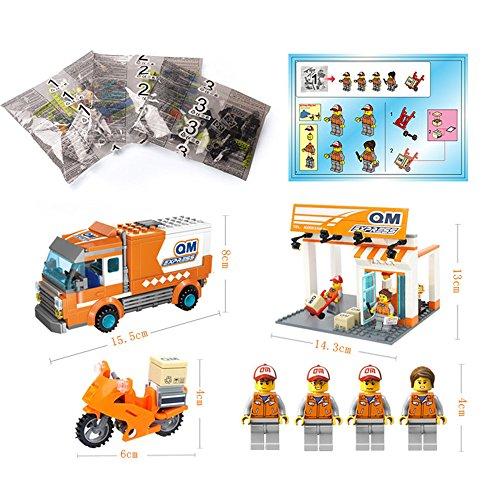 De Station Express Transport Et Qualité Haute City Camion Yeomark YeEWD2H9I