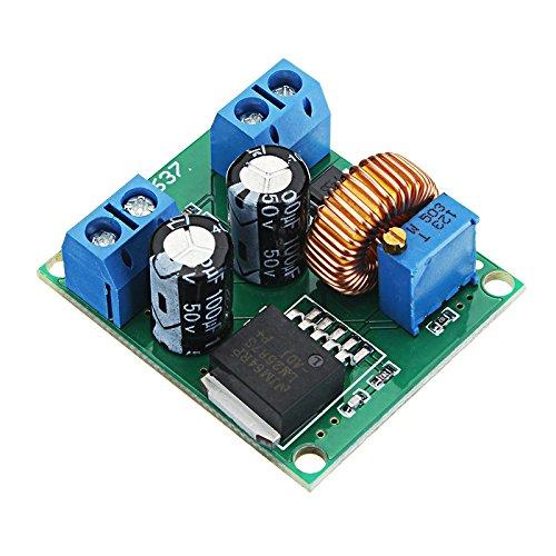 3V/5V/12V to 19V/24V/30V/36V DC Adjustable Boost Module LM2587 Power Supply Board - Arduino Compatible SCM & DIY Kits