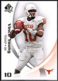 Football NFL 2010 Upper Deck SP Authentic #98 Vince Young