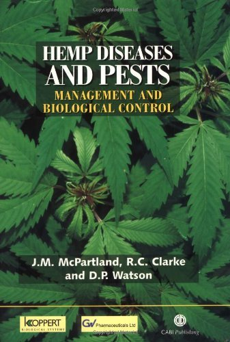 By CABI - Hemp Diseases and Pests: Management with an Emphasis on Biological Control: 1st (first) Edition -