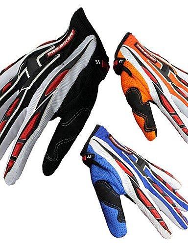 PRO-BIKER CE-01 Full-Fingers Motorcycle Racing Gloves , xl-orange , xl-orange