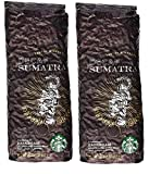 Starbucks Decaf Sumatra, Whole Bean Coffee 2 LBS
