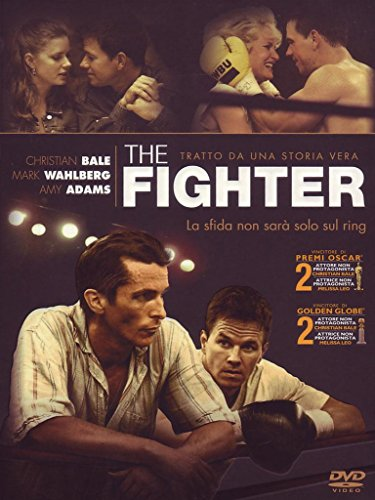 Dvd - the fighter - christian bale , mark wahlberg B004Y36X2I