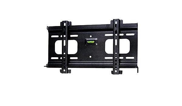 Ultrafina fija Plasma, LCD y LED de televisión de alta soporte de pared para televisores de hasta 75 kg y Max. VESA 400 x 200: Amazon.es: Electrónica