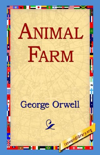 Animal Farm (1st World Library Literary Society Classics)