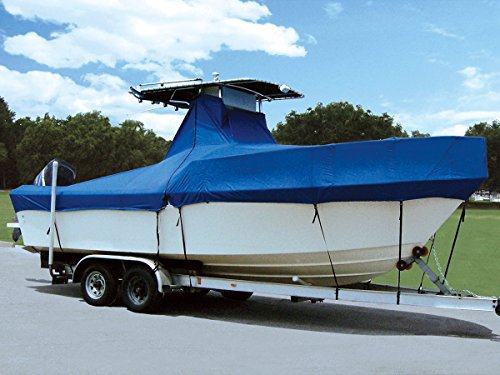 Taylor Made Products 74206OB, T-Top Boat Cover, High Rails,  23 foot 5 inch to 24 foot 4 inch Length, 102 inch Max. Beam (Taylormade Top)
