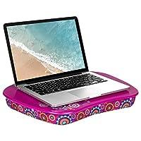 "LapGear MyStyle Lap Desk - Big Ideas (Fits up to 15.6"" Laptop) - Style #45311"