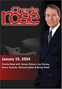 Charlie Rose with James Clyburn, Jay Carney, Karen Tumulty, Richard Cohen & Bruce Reed (January 19, 2004)