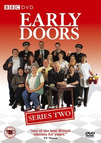 Early Doors - Series 2 [DVD]