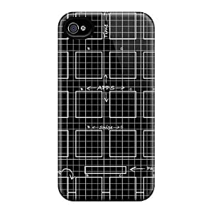 New Fashion Case Cover For Iphone 4/4s(qkfvDSs3238ybfGf)