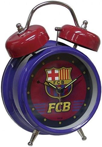 Amazon.es: Barcelona Barça Despertador Campanas Musical gr