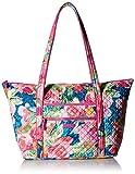 Vera Bradley Iconic Miller Travel Bag, Signature Cotton, Superbloom