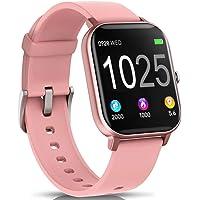 AIMIUVEI Smartwatch, Reloj Inteligente IP67 con Pulsómetro, Presión