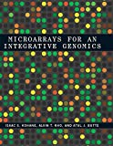 img - for Microarrays for an Integrative Genomics (Computational Molecular Biology) book / textbook / text book