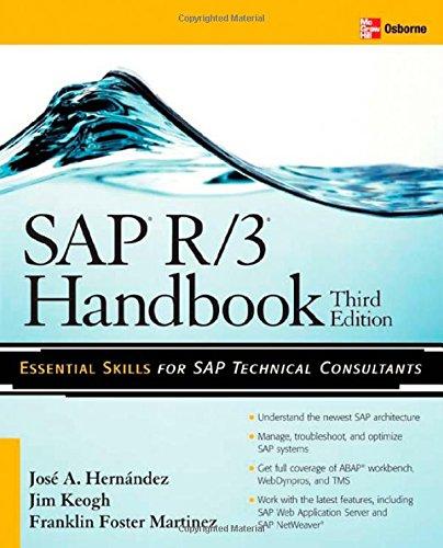 SAP R/3 Handbook