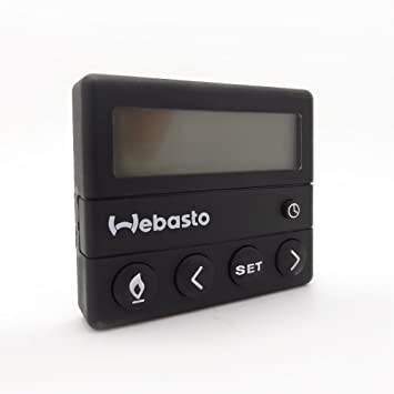Webasto Heater Thermo Top Digital Timer Controller 12 volt | 35967B