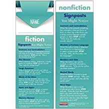 Notice & Note / Reading Nonfiction Signpost Student Bookmarks: 30-Pack